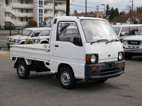 1992 Subaru Sambar 4x4 for sale at JDM Car & Motorcycle LLC in Seattle WA
