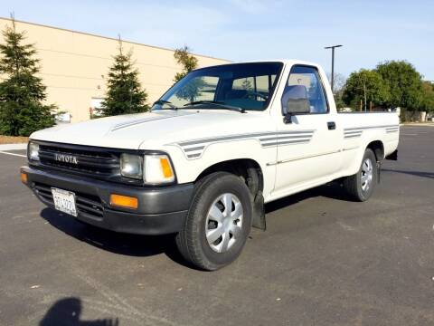1989 Toyota Pickup for sale at 707 Motors in Fairfield CA