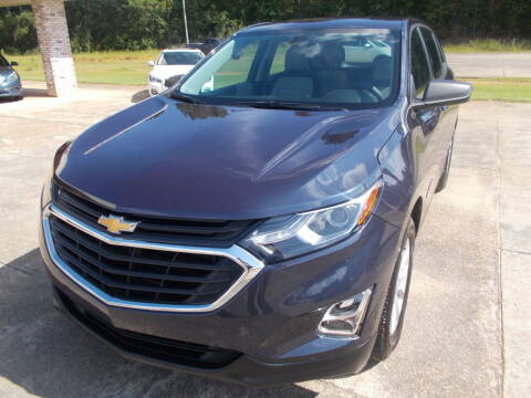 2019 Chevrolet Equinox for sale at Howell Buick GMC Nissan in Summit MS