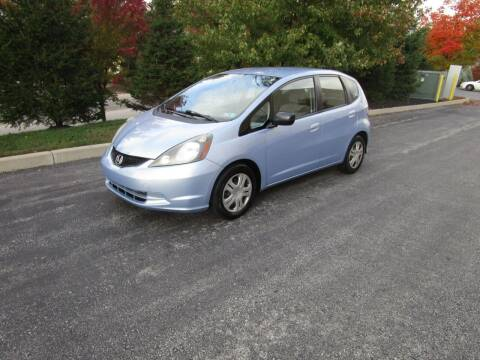 2009 Honda Fit for sale at Ridge Pike Auto Sales in Norristown PA