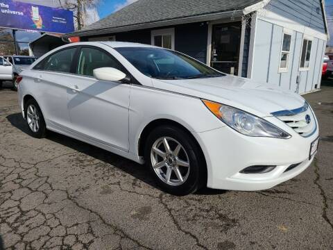 2013 Hyundai Sonata for sale at Universal Auto Sales in Salem OR