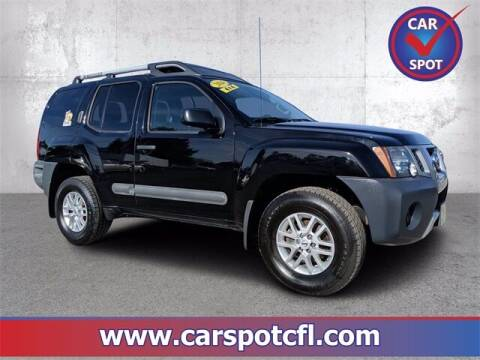 2014 Nissan Xterra for sale at Car Spot Of Central Florida in Melbourne FL