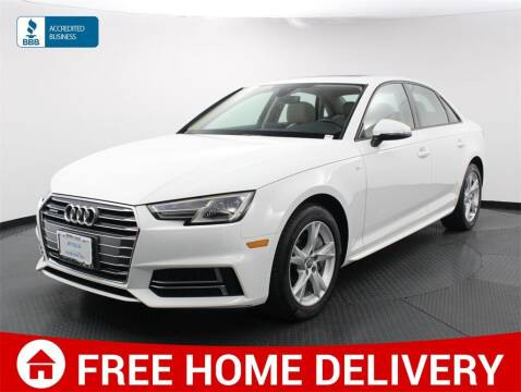 2018 Audi A4 for sale at Florida Fine Cars - West Palm Beach in West Palm Beach FL