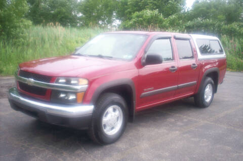 2004 Chevrolet Colorado for sale at Action Auto Wholesale - 30521 Euclid Ave. in Willowick OH