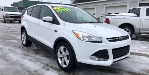 2014 Ford Escape for sale at Perrys Certified Auto Exchange in Washington IN