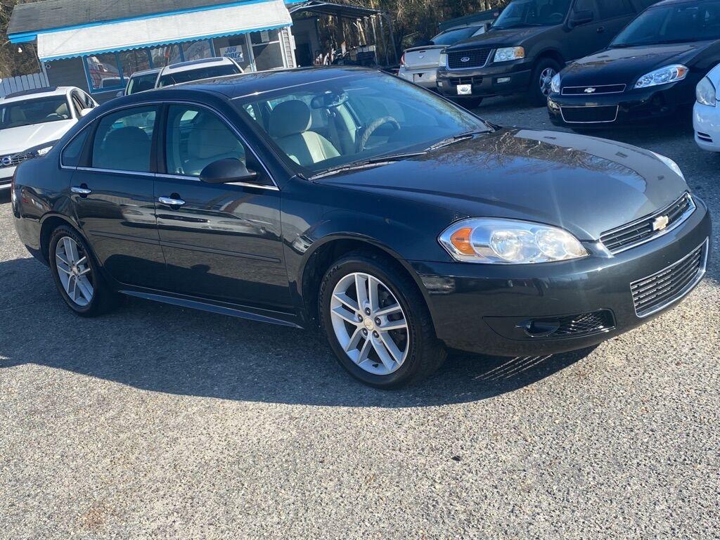 Used Chevrolet Impala For Sale In Goldsboro Nc Carsforsale Com