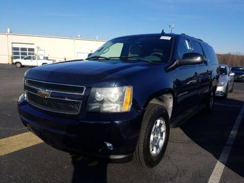 2007 Chevrolet Suburban for sale at Cj king of car loans/JJ's Best Auto Sales in Troy MI