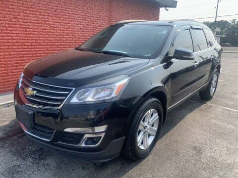 2014 Chevrolet Traverse for sale at Cars R Us in Indianapolis IN