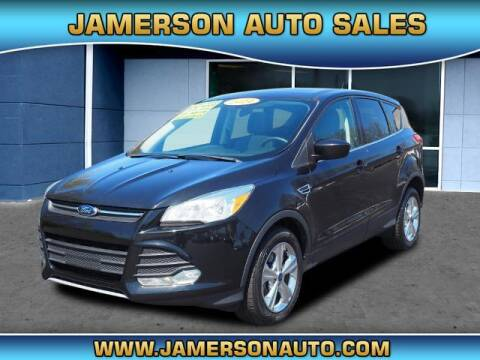 2014 Ford Escape for sale at Jamerson Auto Sales in Anderson IN