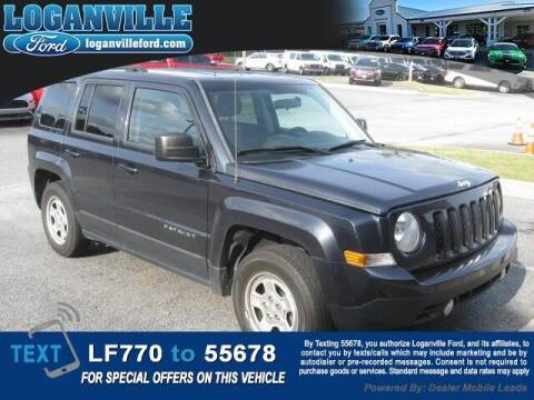 2015 Jeep Patriot for sale at Loganville Quick Lane and Tire Center in Loganville GA