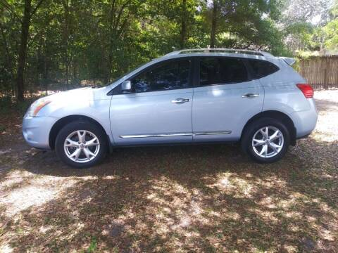 2011 Nissan Rogue for sale at Royal Auto Mart in Tampa FL