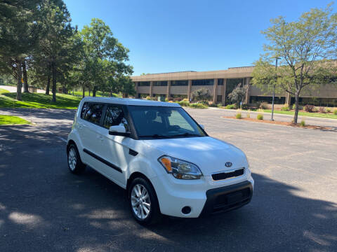 2013 Kia Soul for sale at QUEST MOTORS in Englewood CO