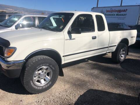 1997 Toyota Tacoma for sale at The Car Lot in Delta CO