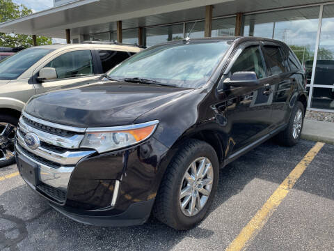 2013 Ford Edge for sale at Blake Hollenbeck Auto Sales in Greenville MI