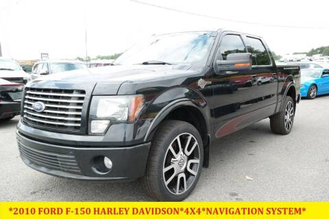 2010 Ford F-150 for sale at L & S AUTO BROKERS in Fredericksburg VA