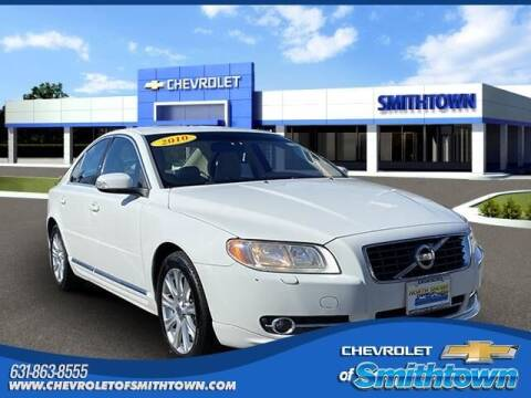 2010 Volvo S80 for sale at CHEVROLET OF SMITHTOWN in Saint James NY