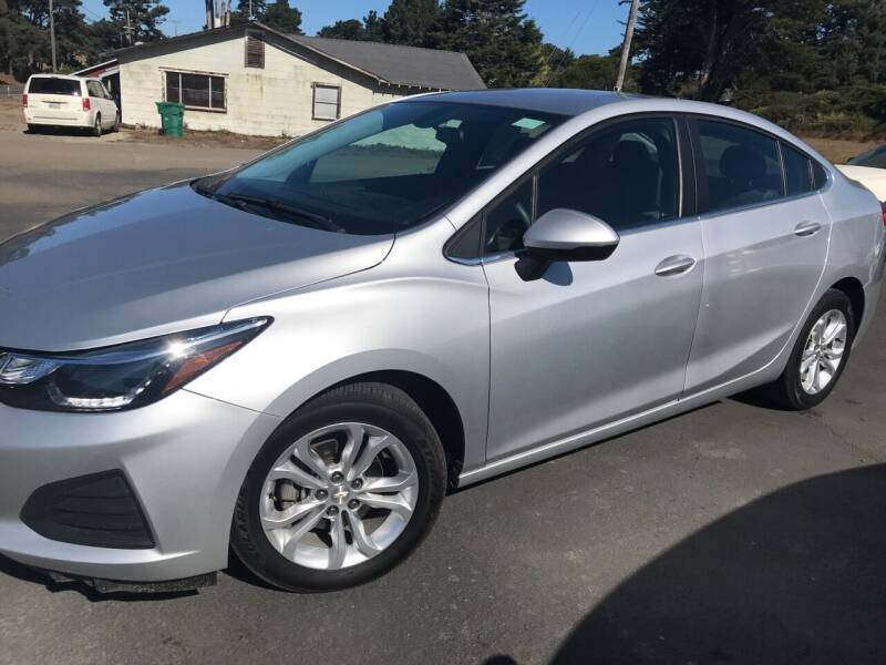 2019 Chevrolet Cruze for sale at HARE CREEK AUTOMOTIVE in Fort Bragg CA