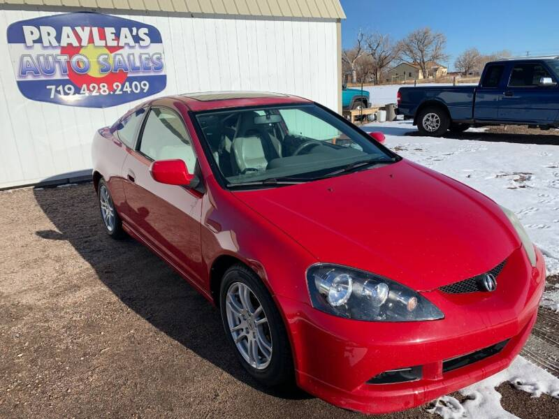 2006 Acura RSX for sale at Praylea's Auto Sales in Peyton CO