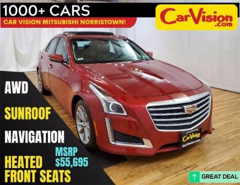 2017 Cadillac CTS for sale at Car Vision Buying Center in Norristown PA