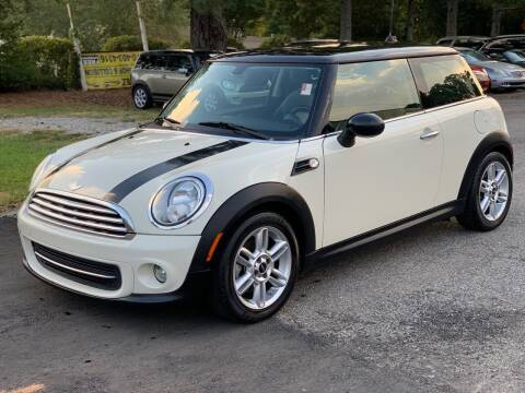 2012 MINI Cooper Hardtop for sale at MVP Auto LLC in Alpharetta GA