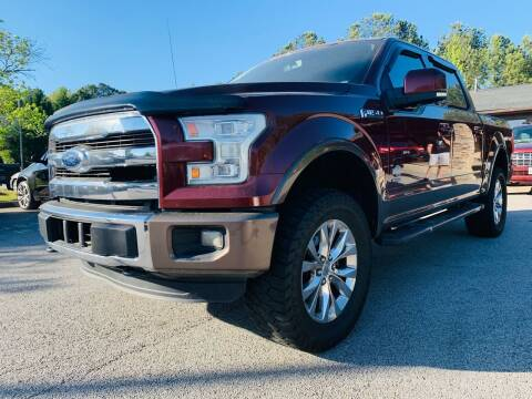2015 Ford F-150 for sale at Classic Luxury Motors in Buford GA