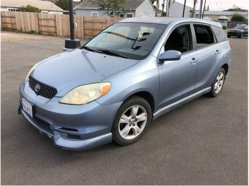 2004 Toyota Matrix for sale at Dealers Choice Inc in Farmersville CA