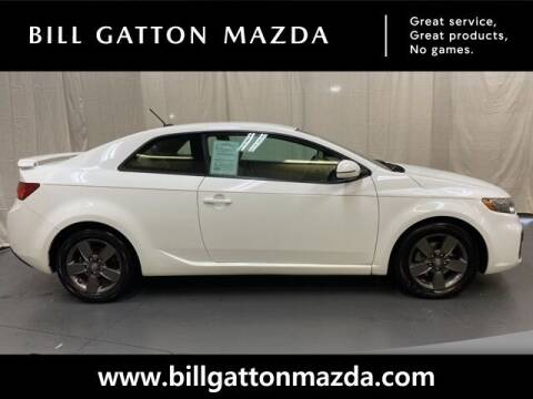 2012 Kia Forte Koup for sale at Bill Gatton Used Cars - BILL GATTON ACURA MAZDA in Johnson City TN