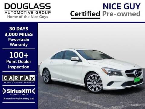 2017 Mercedes-Benz CLA for sale at Douglass Automotive Group - Jubilee Mitsubishi in Waco TX