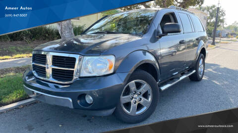2007 Dodge Durango for sale at Ameer Autos in San Diego CA