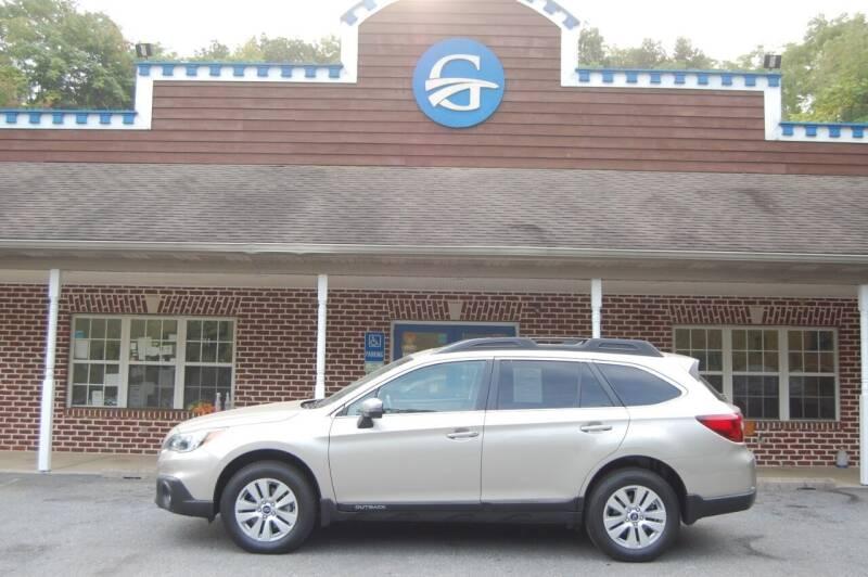 2017 Subaru Outback for sale at Gardner Motors in Elizabethtown PA