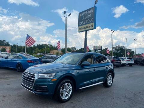 2018 Audi Q5 for sale at Michaels Autos in Orlando FL