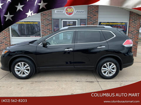 2014 Nissan Rogue for sale at Columbus Auto Mart in Columbus NE