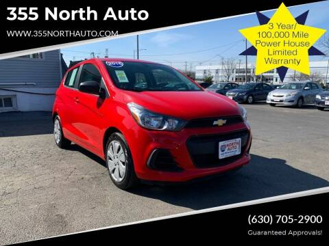 2016 Chevrolet Spark for sale at 355 North Auto in Lombard IL