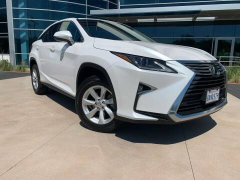 2017 Lexus RX 350 for sale at San Diego Auto Solutions in Escondido CA