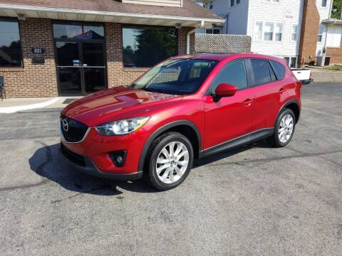 2014 Mazda CX-5 for sale at Indiana Auto Sales Inc in Bloomington IN