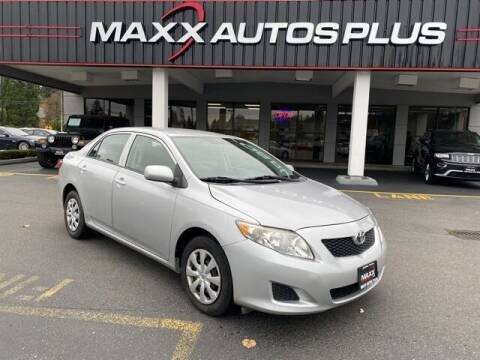 2010 Toyota Corolla for sale at Maxx Autos Plus in Puyallup WA
