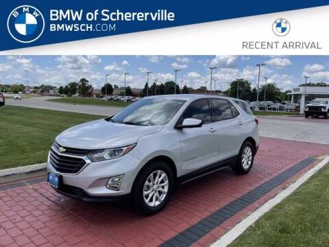 2019 Chevrolet Equinox for sale at BMW of Schererville in Shererville IN