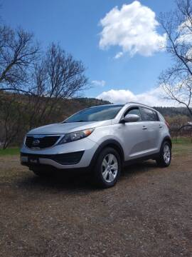 2011 Kia Sportage for sale at Valley Motor Sales in Bethel VT