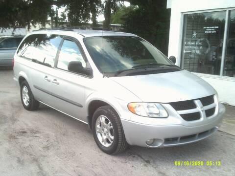 2003 Dodge Grand Caravan for sale at ROYAL MOTOR SALES LLC in Dover FL