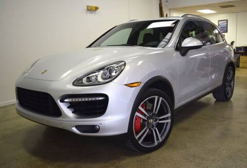 2012 Porsche Cayenne for sale at Thoroughbred Motors in Wellington FL