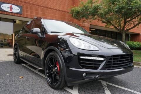 2012 Porsche Cayenne for sale at Team One Motorcars, LLC in Marietta GA
