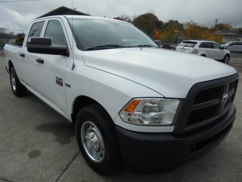 2012 RAM Ram Pickup 2500 for sale at PIONEER AUTO SALES LLC in Cleveland TN