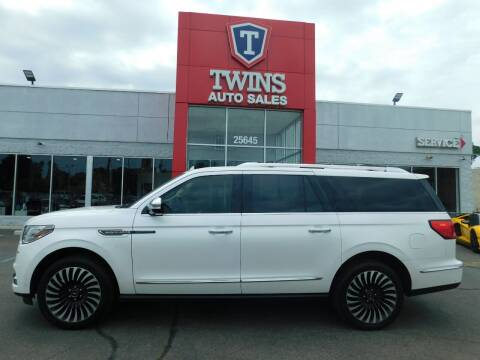 2018 Lincoln Navigator L for sale at Twins Auto Sales Inc Redford 1 in Redford MI