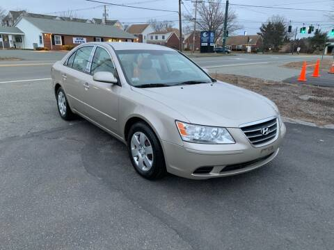 2009 Hyundai Sonata for sale at Lux Car Sales in South Easton MA