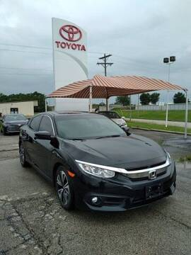 2017 Honda Civic for sale at Quality Toyota in Independence KS