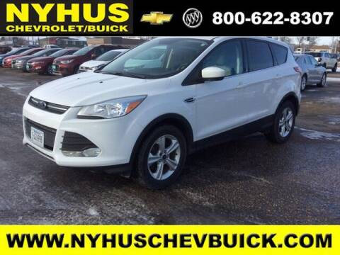 2016 Ford Escape for sale at Nyhus Chevrolet Buick in Staples MN