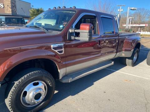 2008 Ford F-350 Super Duty for sale at Z Motors in Chattanooga TN
