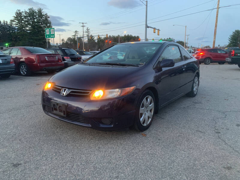 2006 Honda Civic for sale at Official Auto Sales in Plaistow NH