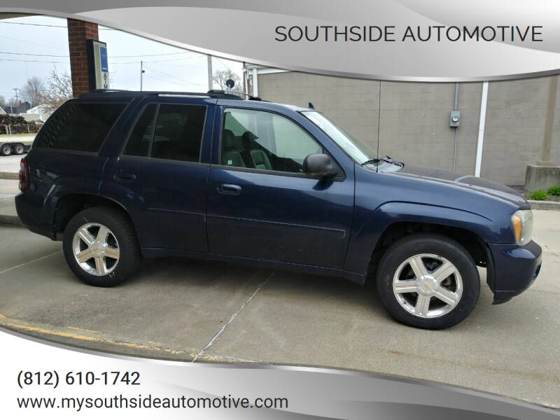 2007 Chevrolet TrailBlazer for sale at Southside Automotive in Washington IN