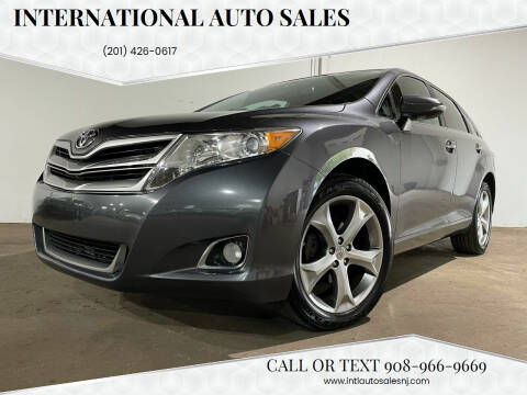 2014 Toyota Venza for sale at International Auto Sales in Hasbrouck Heights NJ
